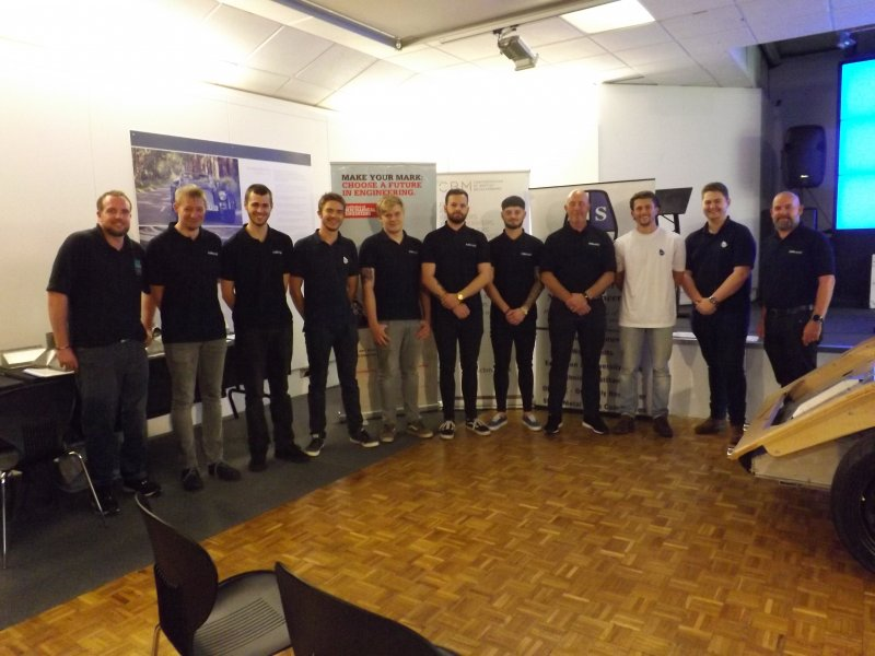 Babcock Apprentices and Trainers 2019