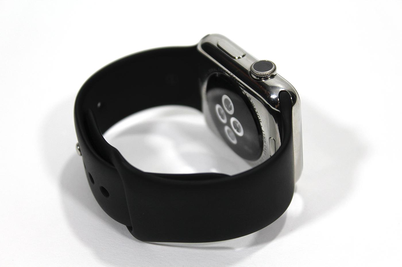 Apple Watch Crown
