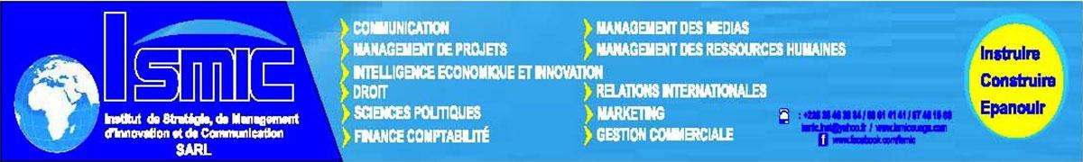 Ismic Ouaga Logo