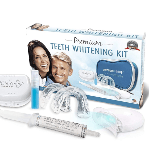 teeth whitening kit beaming white