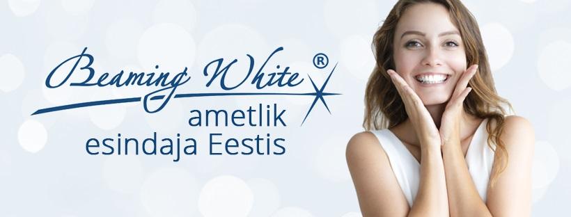 beaming white estonia