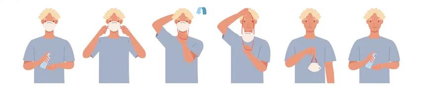 koroonaviirus eestis kuidas mask eemaldada