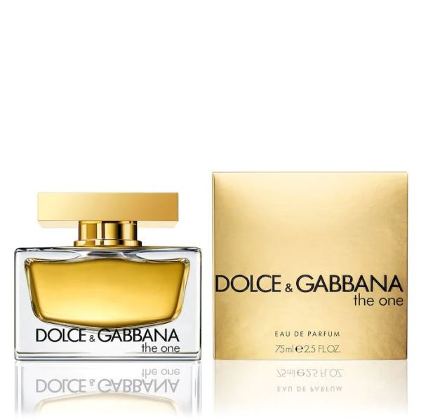 dolce and gabbana the one edp 75ml