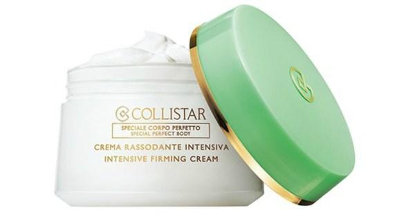 collistar подтягивающий крем для тела