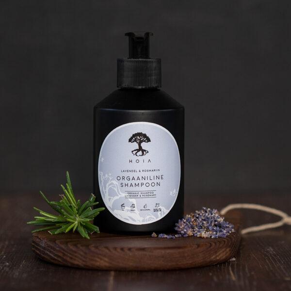 hoia orgaaniline shampoon lavendel