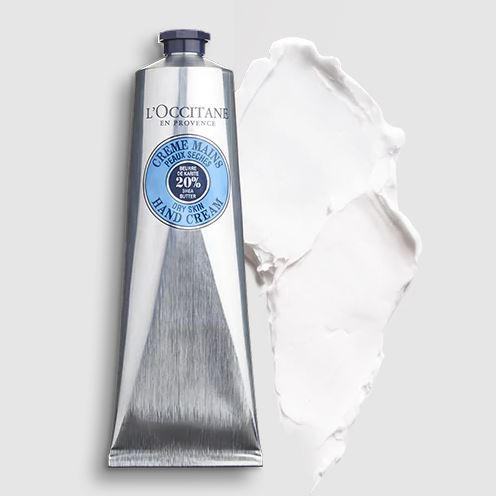 L'Occitane Sheavõiga kätekreem kuivale nahale