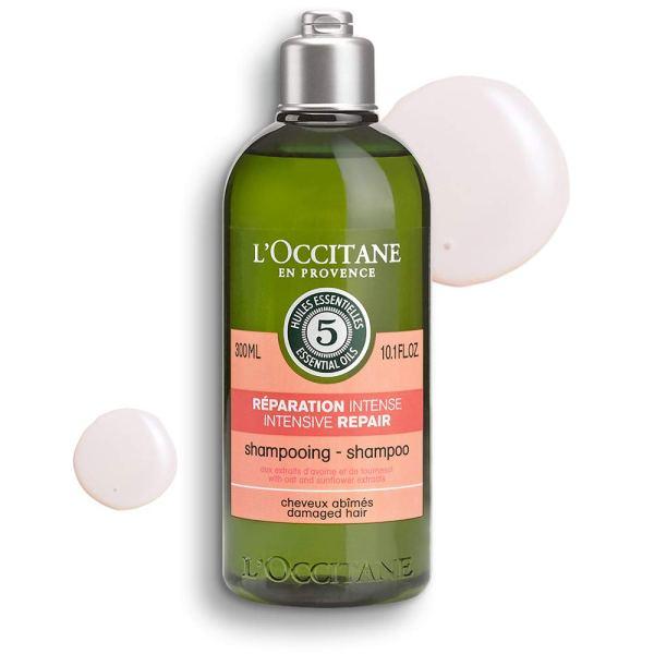 l'occitane intensive repair šampoon 300ml