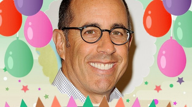 April 29 – Jerry Seinfeld gets a cerealized hugger-mugger