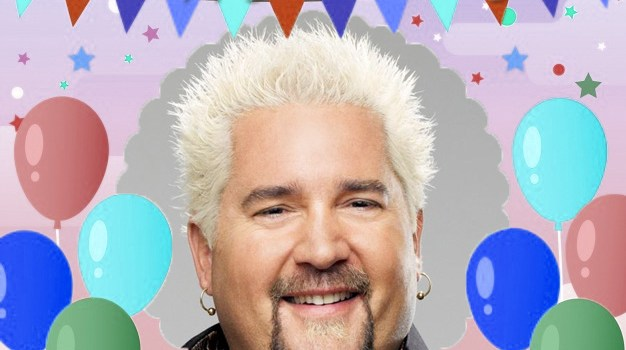 January 22 – Guy Fieri gets a nibbling week