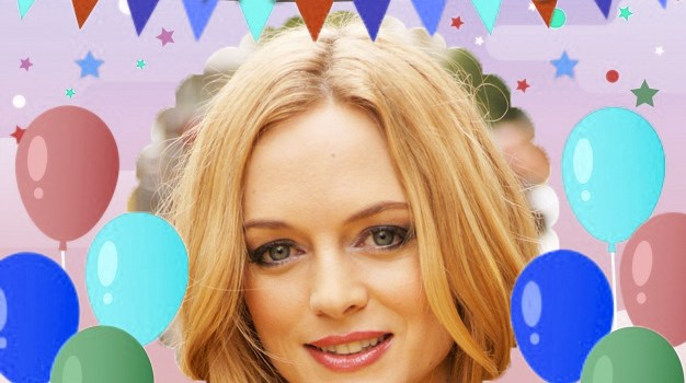 January 29 – Heather Graham gets told what she's doing