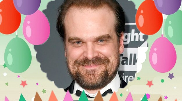 April 10 – David Harbour gets a strange review of a condensed season