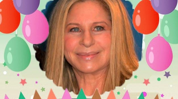 April 24 – Barbra Streisand gets a rider's guest list