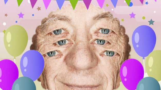 May 25 – Ian McKellen gets a day in my life