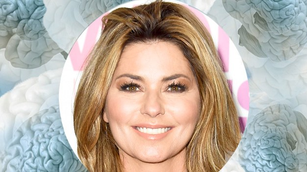 August 28 – Shania Twain gets a product manager's mid-morning break