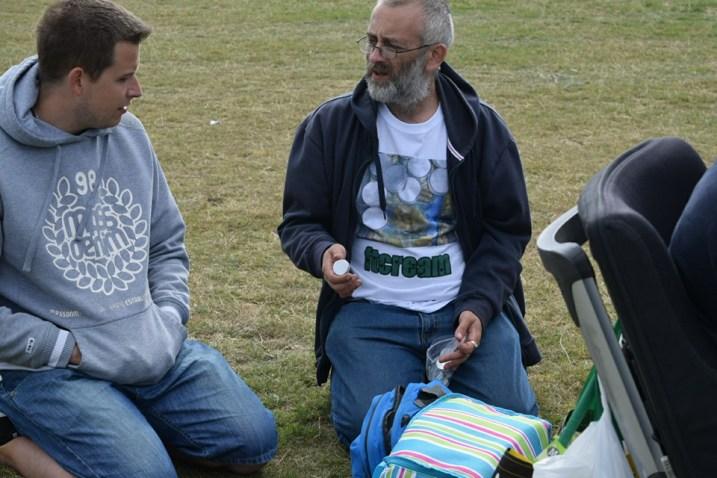 Cannabis Awareness, Hampshire Cannabis Community Cannabis Awareness Picnic 2016, ISMOKE