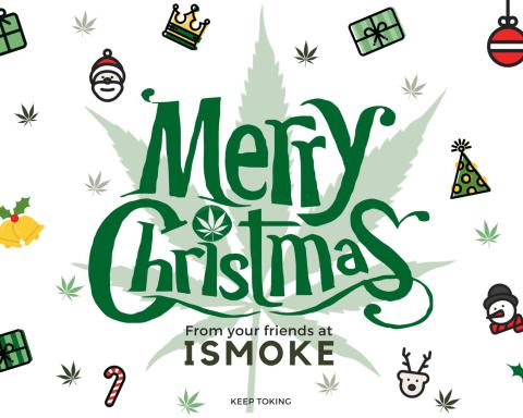 Merry Christmas from ISMOKE