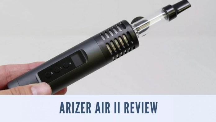 Arizer Air 2, Arizer Air 2 Review