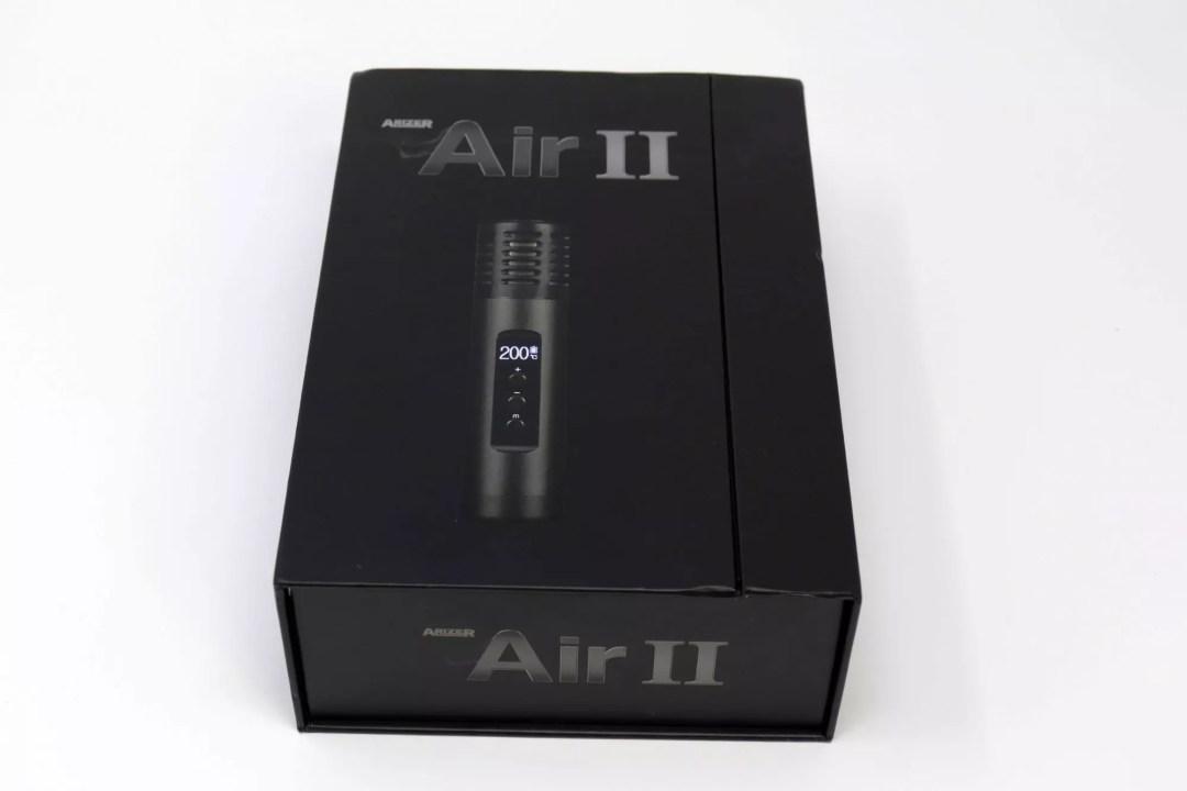 Arizer Air 2, Arizer Air 2 Review, ISMOKE
