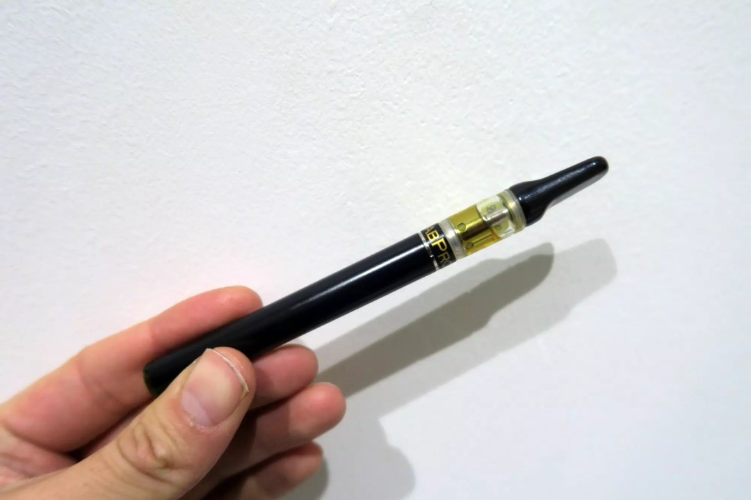 DabPro, Synergy Extracts DabPro Energise Vape Pen Review, ISMOKE