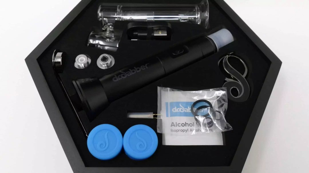 Dr Dabber Boost, Dabbing with the Dr Dabber Boost [Black Edition], ISMOKE