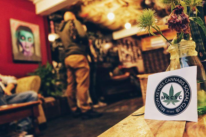 , Milton Keynes Cannabis Social Club drop-in event June 2018