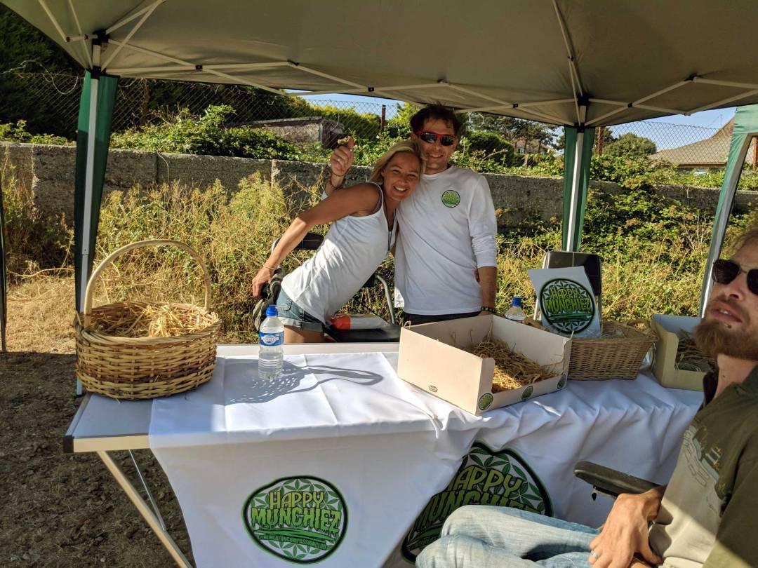 , Hampshire Cannabis Community Picnic 2018, ISMOKE