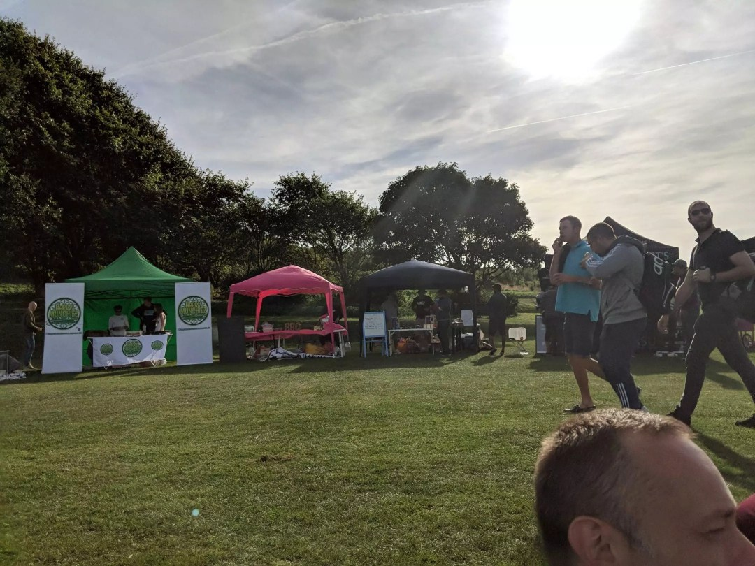 , Jerk N Fire 2018 in Brighton