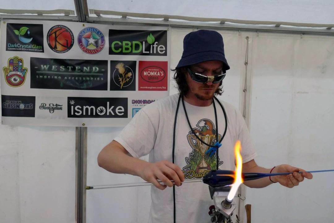 , ISMOKE at The Highland Flames 2018