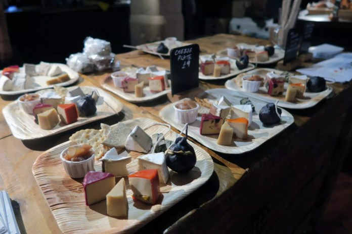 , We attended the Organic Livity Patisserie No Whey! Wine & Cheese event