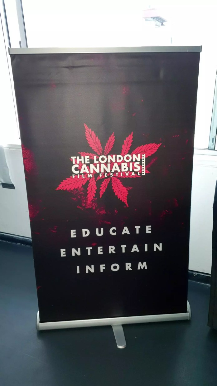 London Cannabis Film Festival, London Cannabis Film Festival 2019