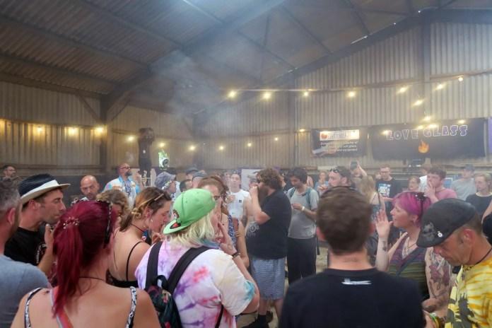, We attended Borofest Glass & Arts Festival 2019