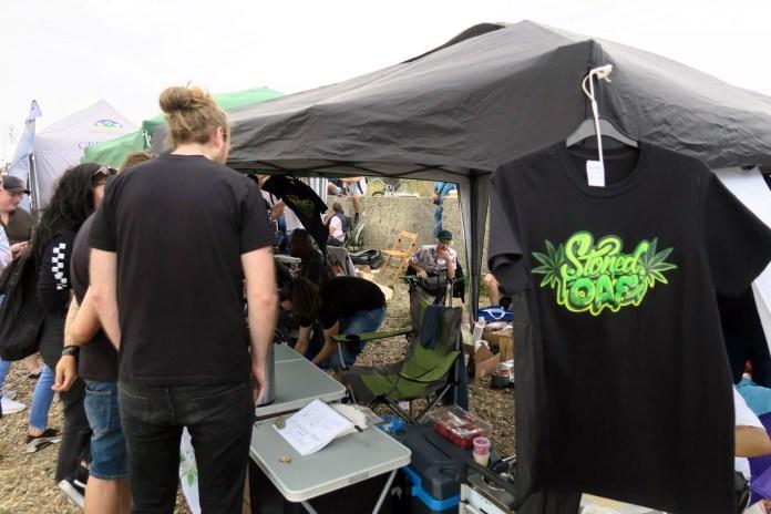 , Hampshire Cannabis Community Beach BBQ 2019