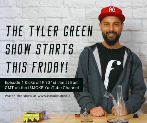 New YouTube Live Show Launches this Friday 31st Jan at 5pm UK time