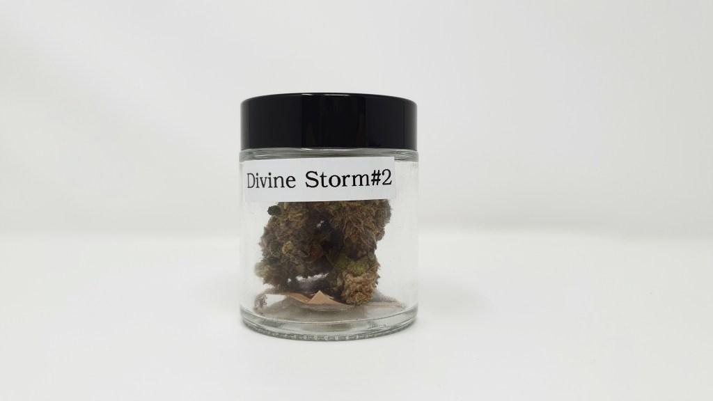 Divine Storm, Divine Storm Cannabis Strain Review & Information, ISMOKE