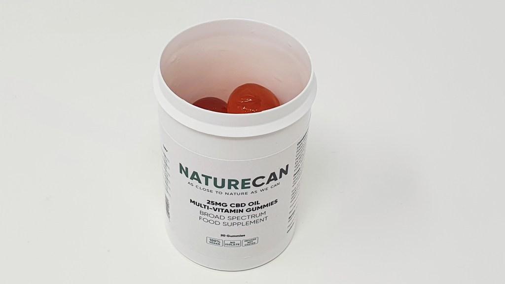 naturecan, CBD Gummies and Accelerator Capsules by Naturecan