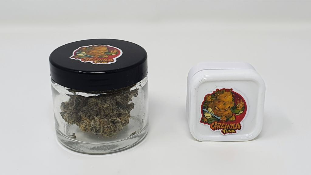, Granola Funk Cannabis Strain Review & Information, ISMOKE
