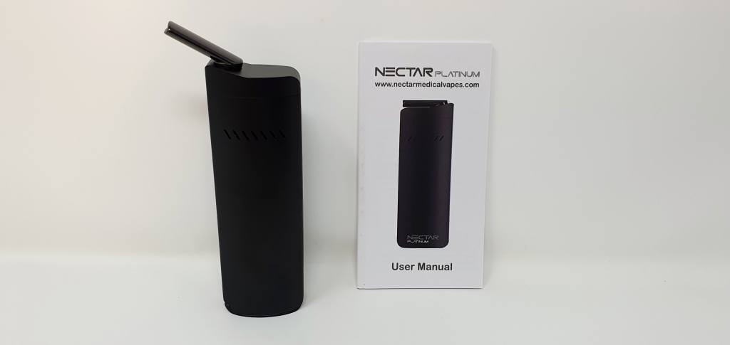 Nectar Platinum Vaporizer, Nectar Platinum Vaporizer Hands-on Review, ISMOKE