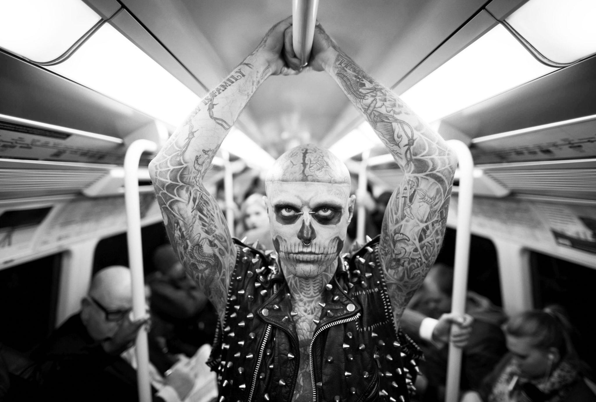 Se suicida el modelo Zombie Boy: 5 cosas que debes conocer sobre este fashion icon rebelde