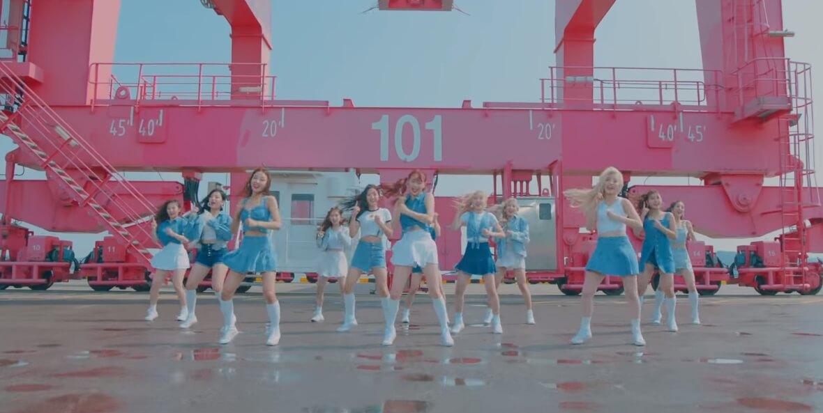 """LOOΠΔ son las electropop queens del k-pop en su nuevo y energético video """"Hi High"""""""