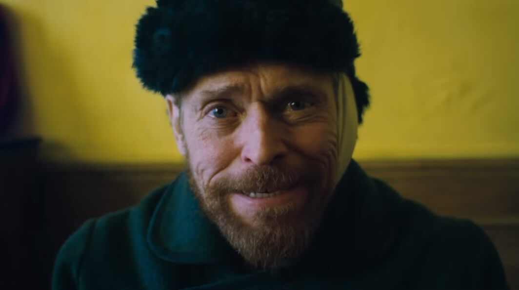 """At Eternity's Gate"": Willem Dafoe es Vincent Van Gogh en el nuevo y poético filme de Julian Schnabel"