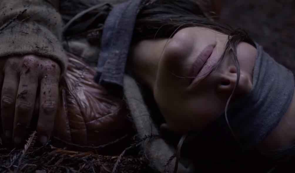 """""""Bird Box"""": Sandra Bullock huye del mal con los ojos vendados en este thriller post-apocalíptico"""