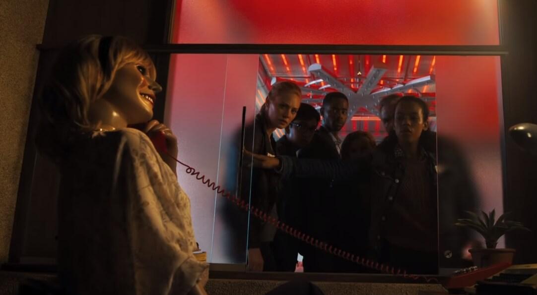 """El trailer de """"Escape Room"""" acaba de estrenarse y ya tenemos claustrofobia"""
