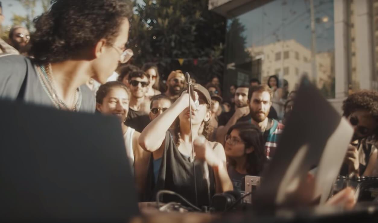 """""""Palestine Underground"""": El documental donde músicos arriesgan la vida por llevar música a Cisjordania"""