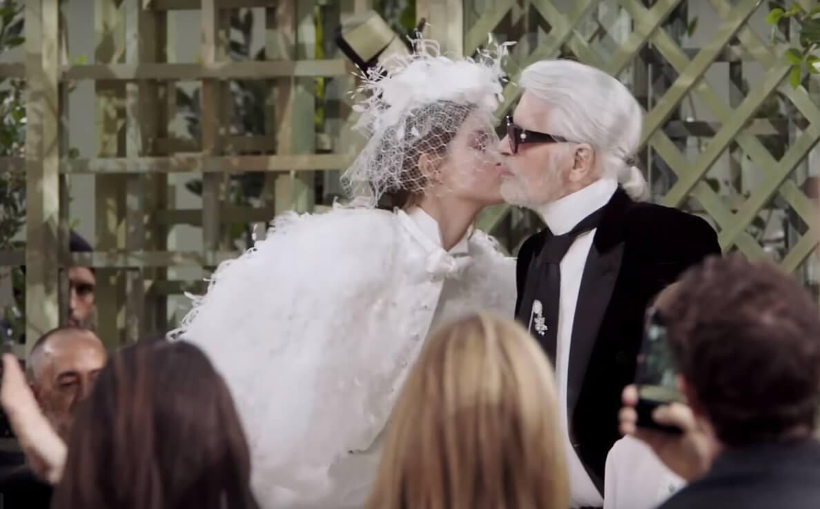 """Karl Lagerfeld llega a Netflix con """"7 Days Out"""", un documental sobre Chanel"""