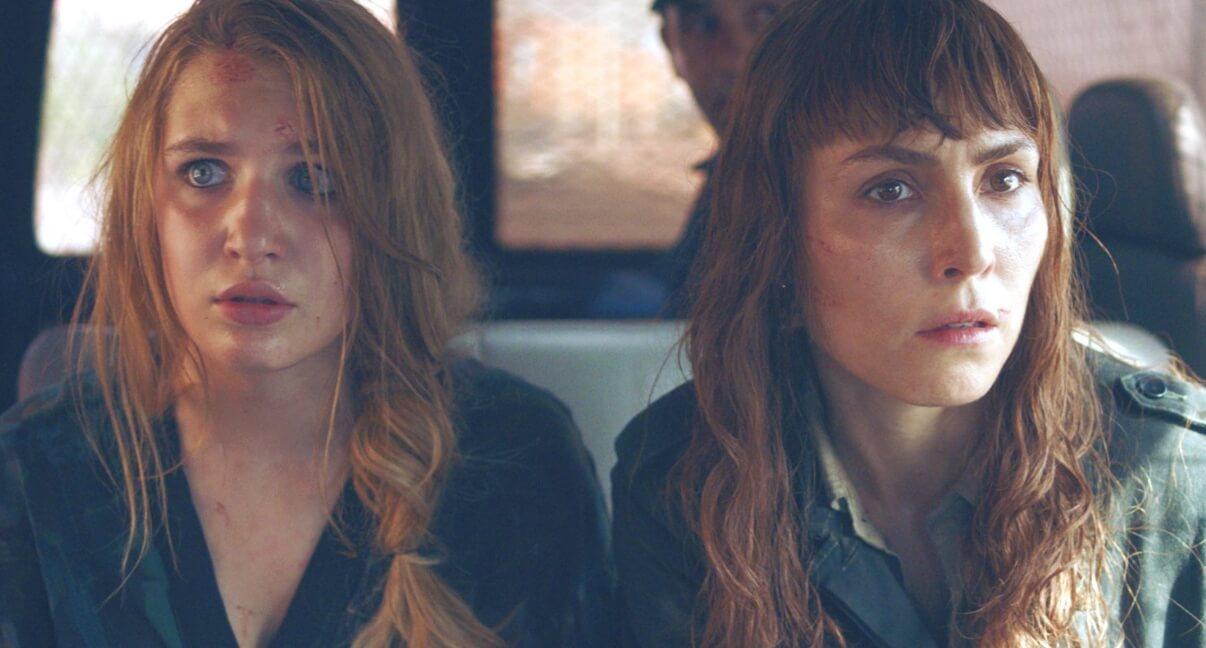 """""""Close"""": Noomi Rapace es una guardaespaldas 100% badass en este thriller de acción de Netflix"""