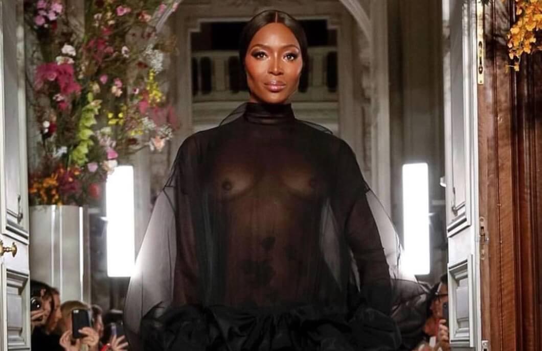 6 noticias de moda y estilo que debes conocer: Naomi Campbell + Comme des Garçons + John Galliano y más