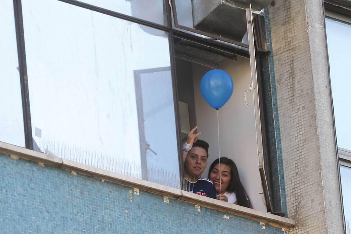 Carolina Torres es dada de alta dos semanas después de su ataque lesbofóbico