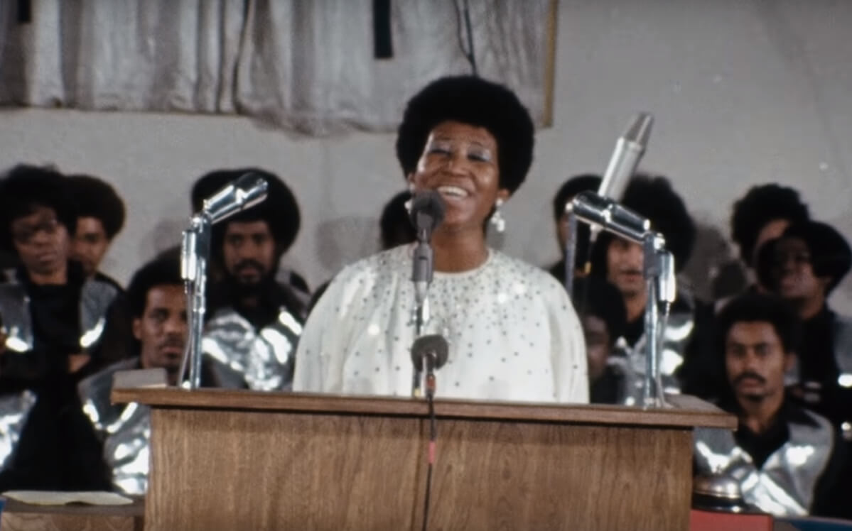 """""""Amazing Grace"""": El trailer del nuevo documental de Aretha Franklin te dejará con escalofríos"""