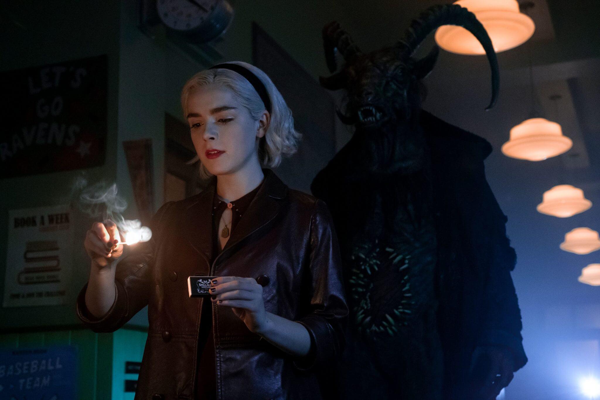 """""""Chilling Adventures of Sabrina"""": Todo lo que tienes que saber acerca de la segunda temporada"""