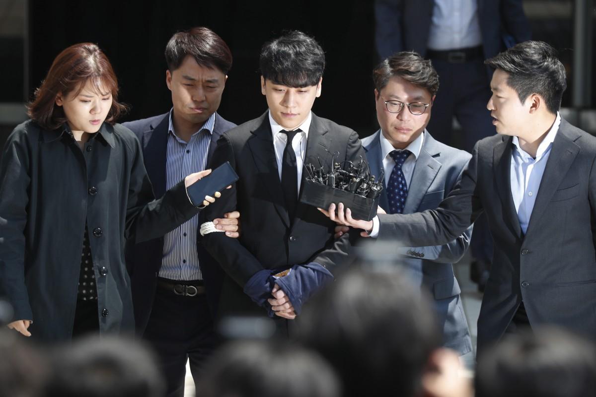 Seungri, ex integrante de BigBang, es entregado a la fiscalía de Corea por 7 cargos criminales